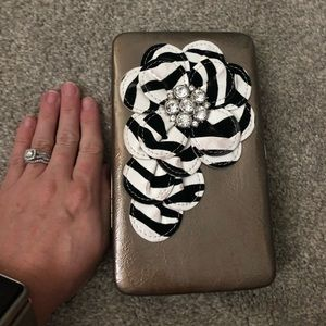 Used wallet from Charming Charlie's boutique.